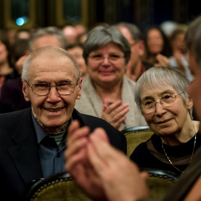 """""""Ez a mi végjátékunk"""" – Új operájáról beszélt Kurtág György"""